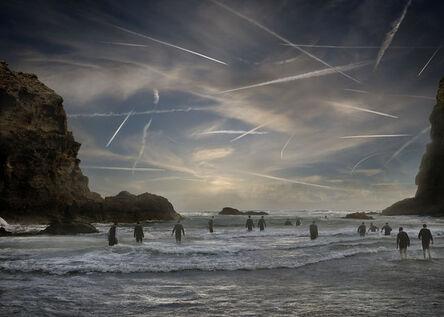 Anthony Goicolea, 'Ocean', 2010