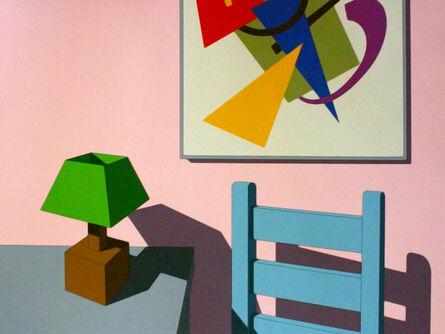 Jeffery Edwards, 'Modern Interior', 1974