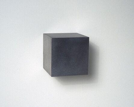 Susan York, 'Graphite Cube', 2015