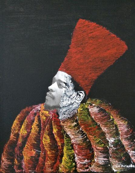 Mesuli Mamba, 'Moses', 2019