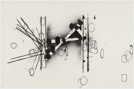 Barry Le Va, 'Study Standard Tasks', 1983
