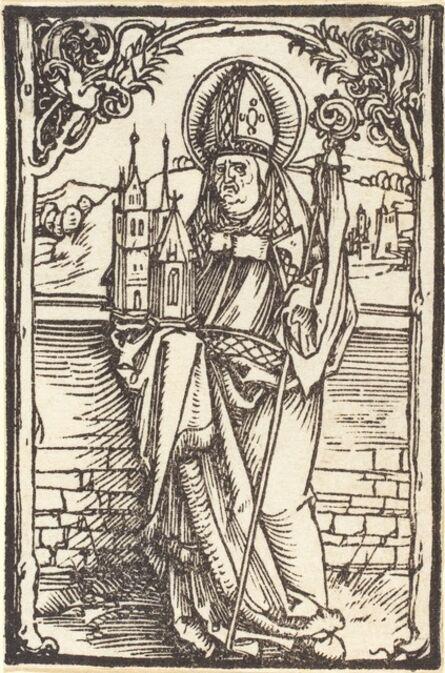Albrecht Dürer, 'Saint Wolfgang', ca. 1500