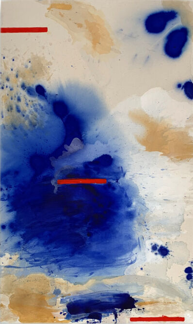 Janet Filomeno, 'Blue Crystals Revisited No.17', 2020