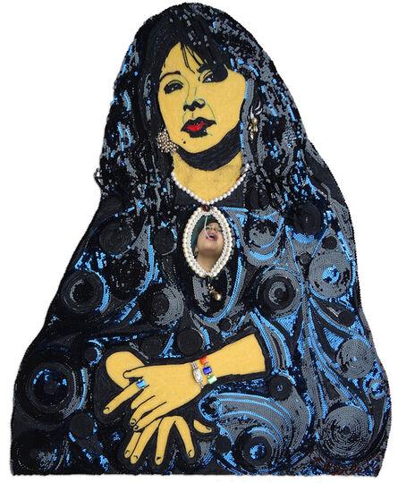 Quimetta Perle, 'Mona Lisa', 2012