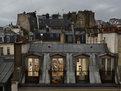 Gail Albert Halaban, 'Bis Rue de Douai, Pairs, 9E, Le 19 Mai', 2013