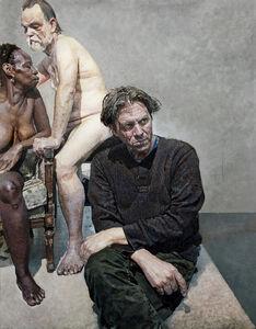 Bernardo Siciliano, 'Vincent Desiderio', 2018