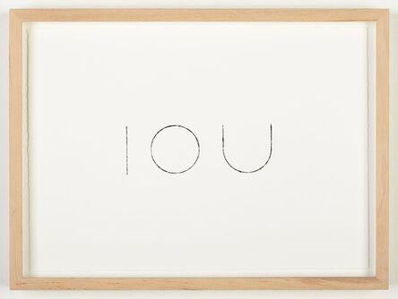 Kerim Seiler, 'IOU (Neon Lights and Polar Bear)', 2014
