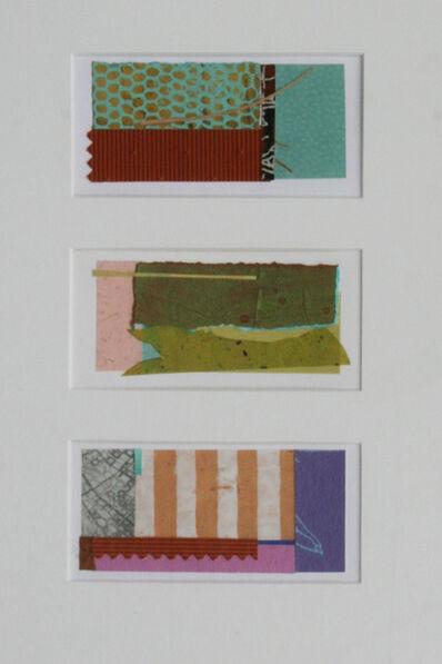 Nancy Boyd, 'Collage #6, #7 & #8 (Triptych)'