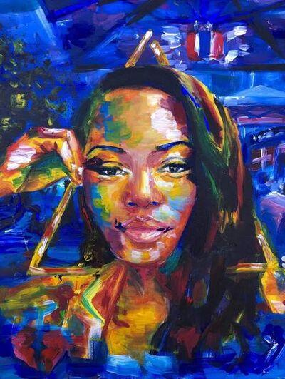 Sharon Adebisi, 'Woman of Colour', ca. 2021