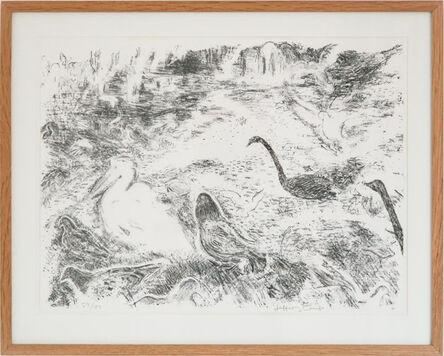 Jeffrey Camp, 'Pigeons', 1994