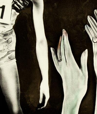 James Rosenquist, 'Flower Garden', 1972