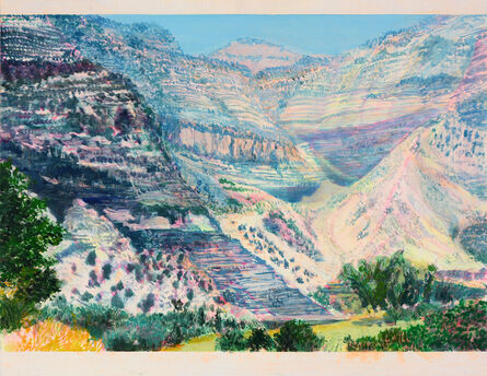 Daniele Genadry, 'Lost Land (Afqa)', 2015