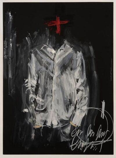 Julio Alan Lepez, 'Mascaras 4', 2013