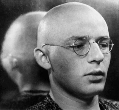 Ringl + Pit, 'Bald Youth', 1930