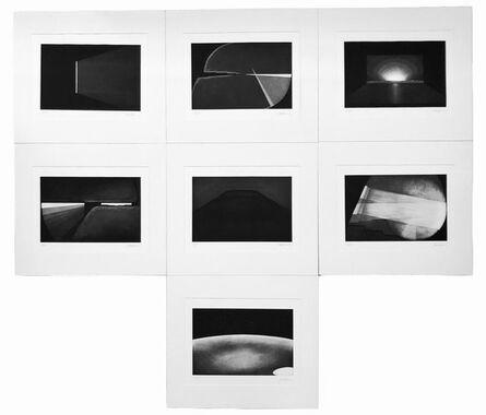 "James Turrell, '""Deep Sky""', 1984"