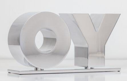Deborah Kass, 'OY/YO', 2020