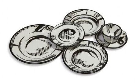 Roy Lichtenstein, 'Dinnerware: One Setting', 1966