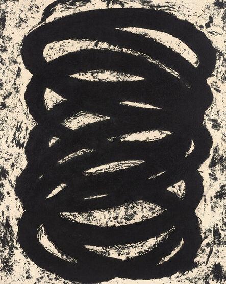 Richard Serra, 'Finally Finished III', 2017