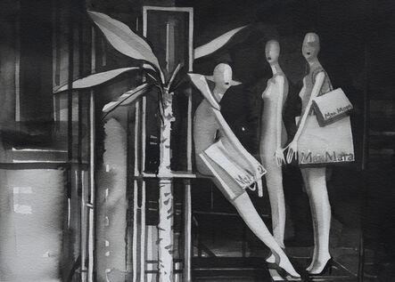 Radenko Milak, 'Max Mara Paris', 2020