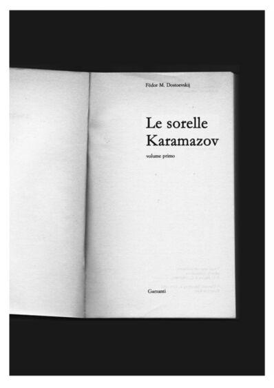 Daniela Comani, 'Le Sorelle Karamavoz ', 2018