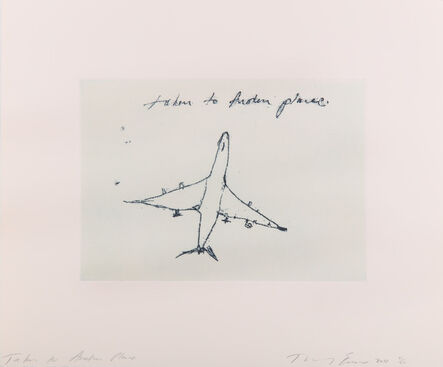 Tracey Emin, 'Taken To Another Place', 2011