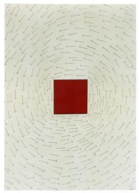 Stephen Willats, 'Strange Attractor Nr 4', 2011