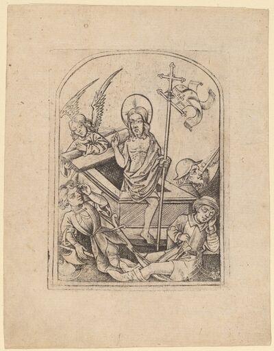 Master of the Boccaccio Illustrations, 'The Resurrection', ca. 1470/1475