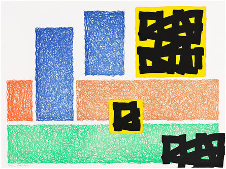 Jonathan Lasker, 'Town and Country', 2000