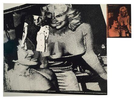 Marilyn Minter, 'Big Girls', 1986