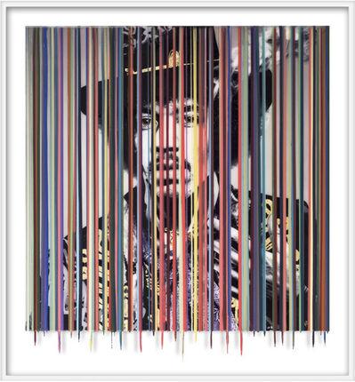 Srinjoy, 'Jimi Hendrix', 2021