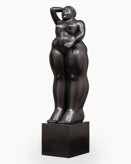 Fernando Botero, 'Standing Woman', 1995