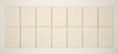 Elena Asins, '11 Canons 18', 1992
