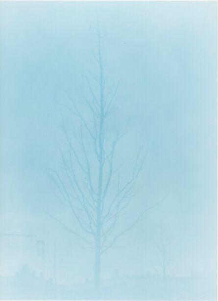 Ola Kolehmainen, 'Hellblaue Landschaft', 2006