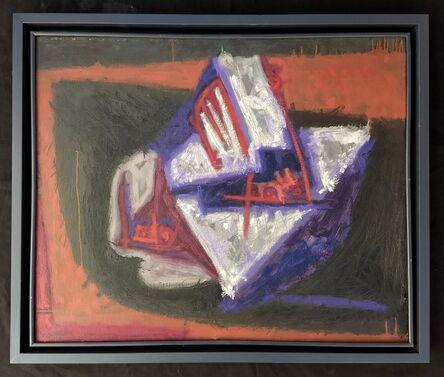 Rodolfo Nieto, 'Figura abstracta ', 1979