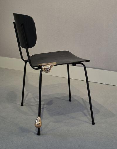 Reinier Bosch, 'Champagne chair - Brut', 2015