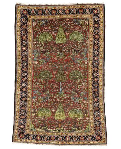 Unknown Artist, 'Baktiari Garden Carpet', late 19th c.