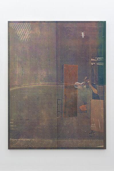 Baptiste Caccia, 'Super Dakota Window', 2018