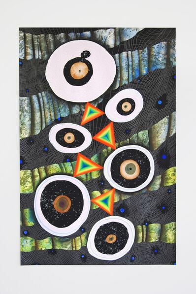 Simone Albers, 'Fabric of Reality 6', 2019