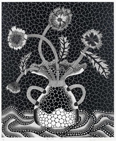 Yayoi Kusama, 'Flowers FW', 1993