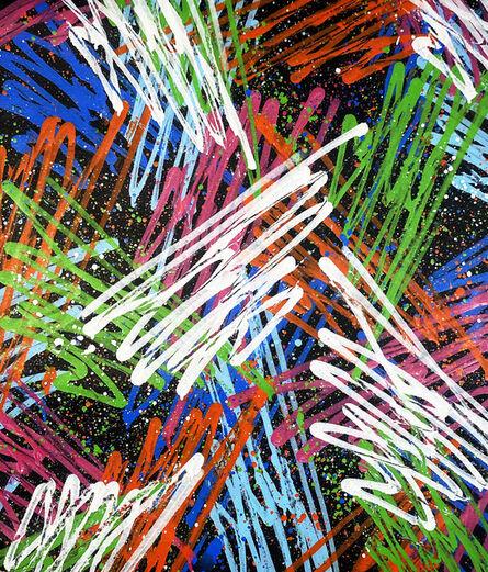 SEEN, ''Untitled (Multi-Tags)'', 2021