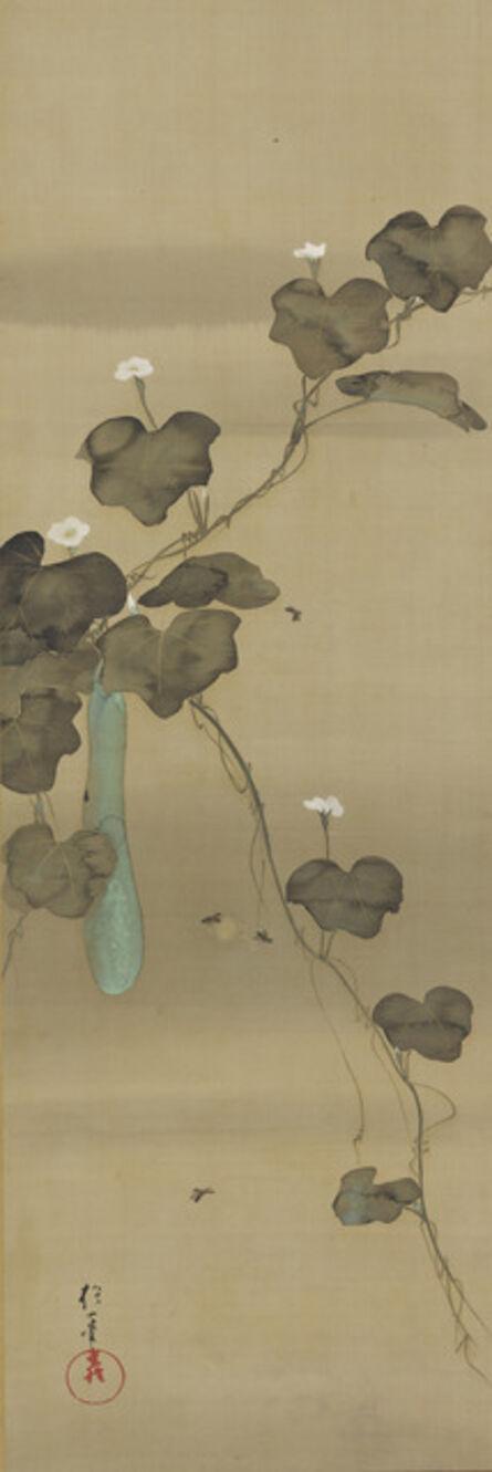 Sakai Hōitsu, 'Birds and Flowers of the Twelve Months. Japan, Edo Period (1615-1868)', ca. 1817-28