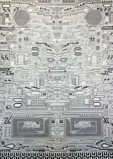 Matthew Craven, 'Death Mask', 2012