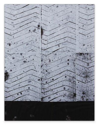 Sam Moyer, 'Untitled (Mover)', 2014