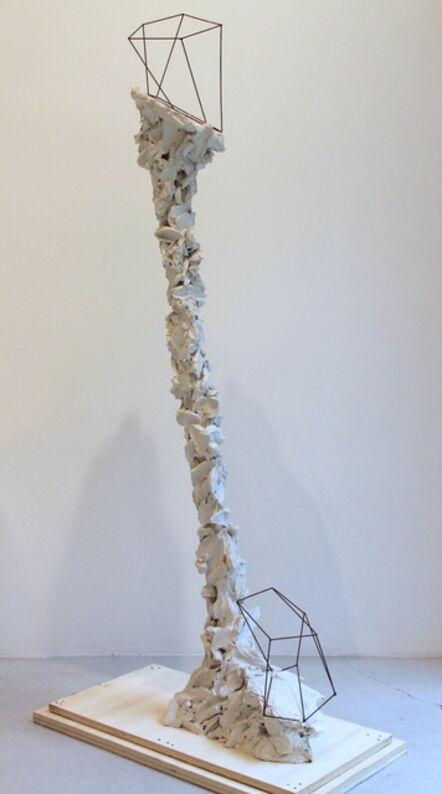 Paolo Icaro, 'Abitare il tempo', 1987