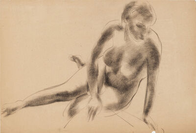 Isamu Noguchi, 'Figure Study', 1927-1933