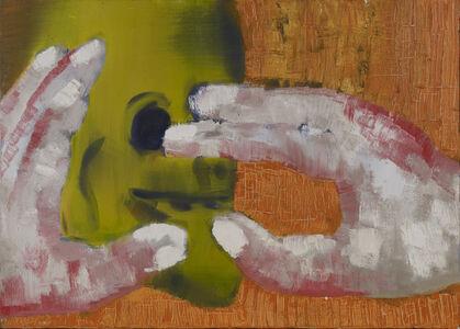 Marco Cingolani, 'Confidenza Con La Morte', 1993