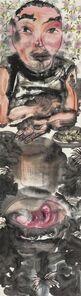 Li Jin 李津, 'Eaters Series: Wine and Peas 饕客系列:酒一杯豆二两', 1995