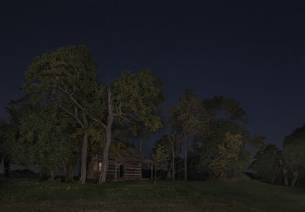 Jeanine Michna-Bales, 'On the Safest Route, James and Rachel Sillivan cabin, Pennville, Indiana', 2014