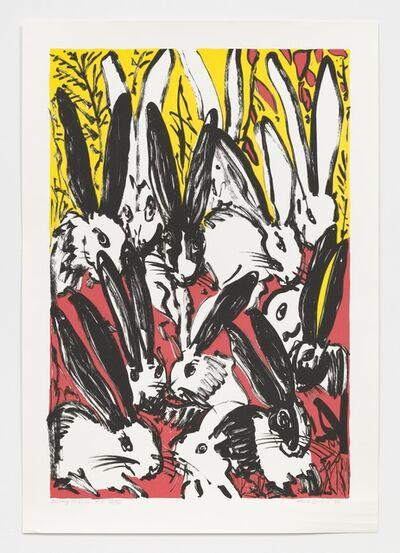 Hunt Slonem, 'Lucky Charm', 1997