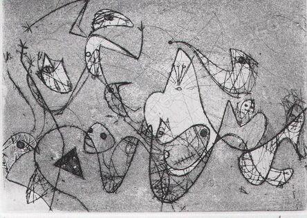 Max Ernst, 'OHNE TITEL, 1950', ca. 1950